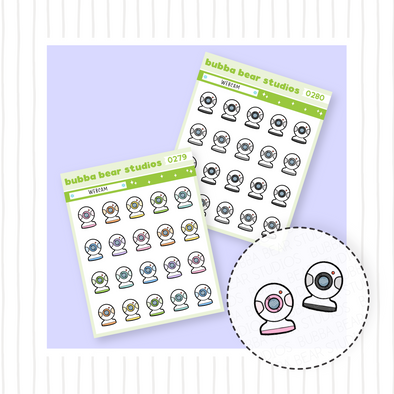 Webcam - Mini Sheet