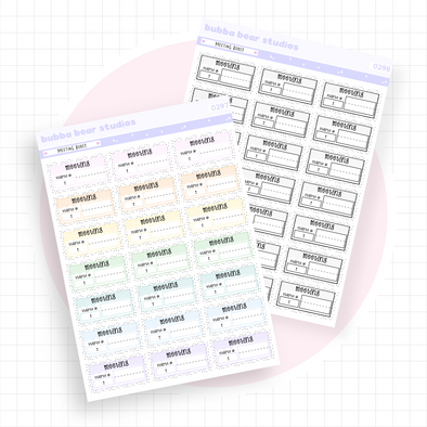 Meeting Boxes