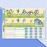August 2019 Monthly Kit
