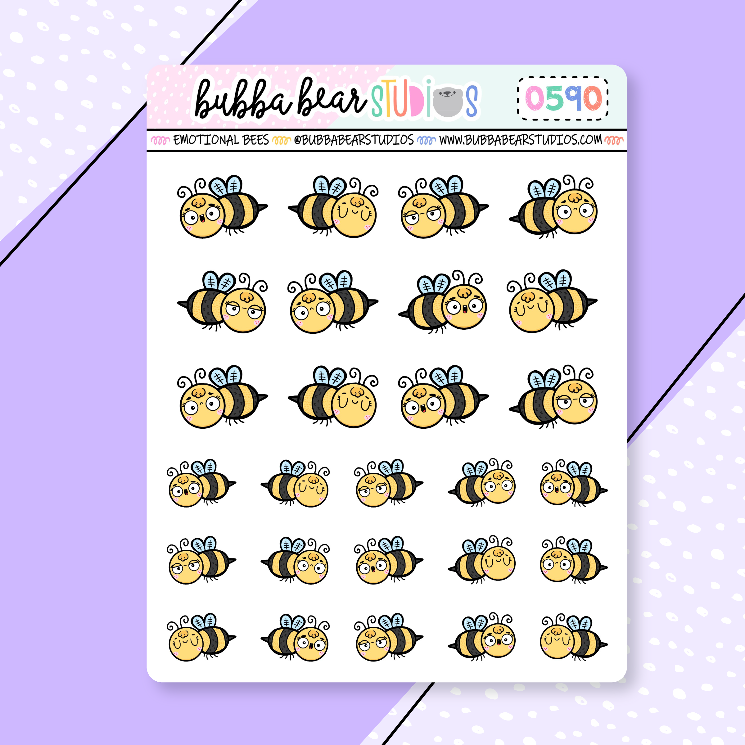 Emotional Bees