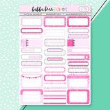 Functional Box Sampler -- PINK