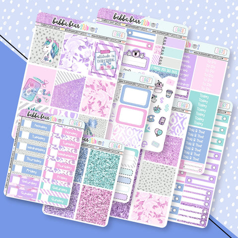 VERTICAL -- Sparkle and Shine Kit
