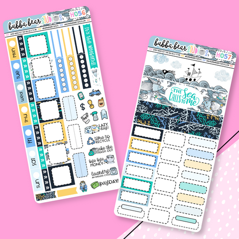 HOBONICHI -- The Sea Calls To Me
