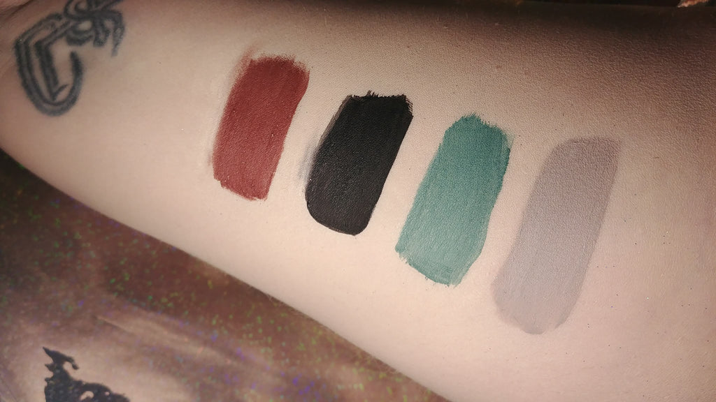SWAMPED Stained Glass Liquid Lipstick (Free when you spend $50! - Belladonna's Cupboard Makeup For Crazy B!tches