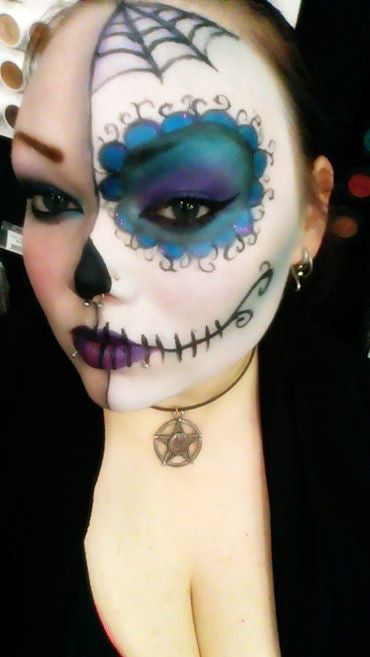 White as a GHOST - Belladonna's Cupboard Makeup For Crazy B!tches