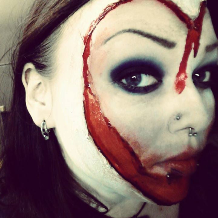 Blood Magick (Choice of: Running, Spray & Scab) - Belladonna's Cupboard Makeup For Crazy B!tches