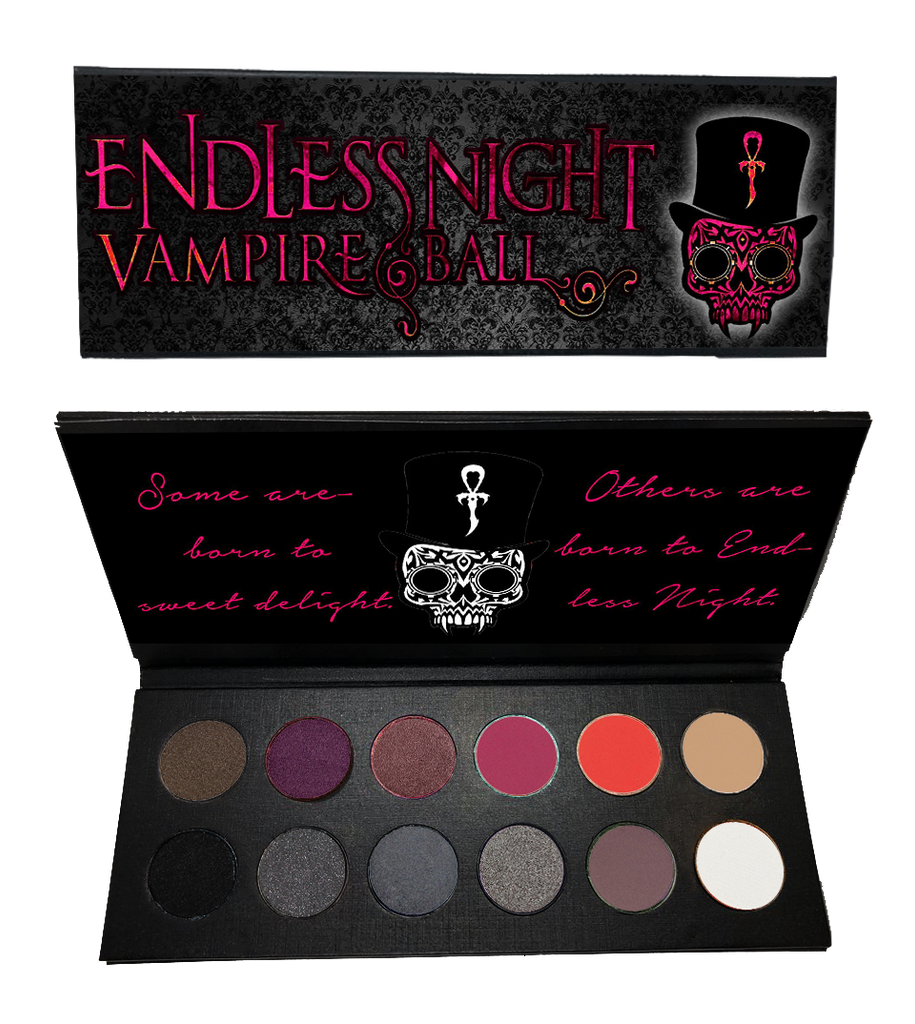 Endless Night: LOS ANGELES Palette - Belladonna's Cupboard Makeup For Crazy B!tches