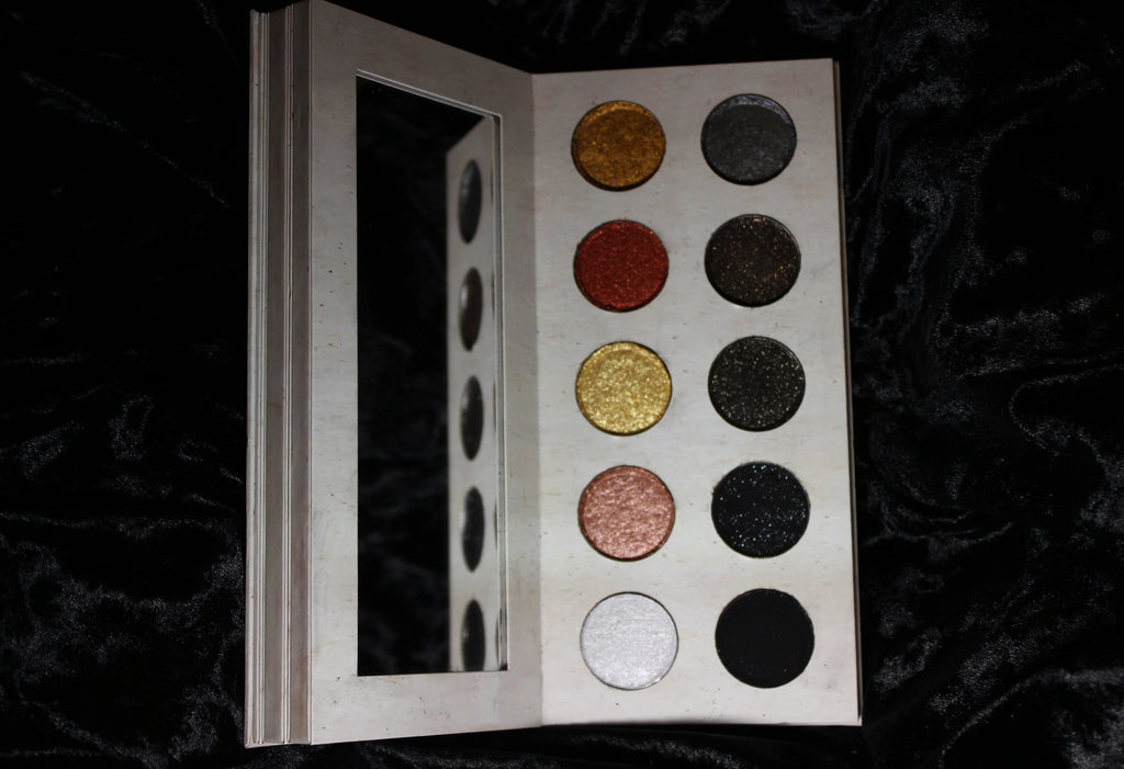 MALLEUS MALEFICARUM Palette (PRE-ORDER) - Belladonna's Cupboard Makeup For Crazy B!tches