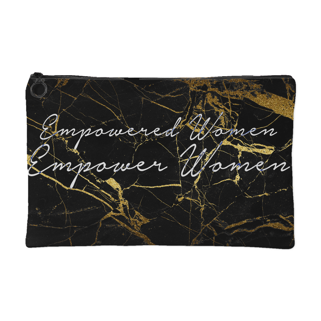 Empowered Women Makeup Bag - Belladonna's Cupboard Makeup For Crazy B!tches