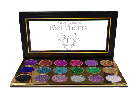 Lost Angels-Glitter Palette - Belladonna's Cupboard Makeup For Crazy B!tches