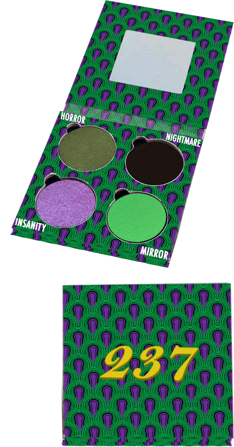 Pre-Order - HOTEL Palettes - Belladonna's Cupboard Makeup For Crazy B!tches