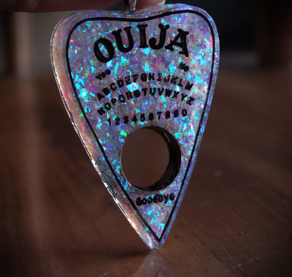 Free Quija Pendant with Purchase - Belladonna's Cupboard Makeup For Crazy B!tches