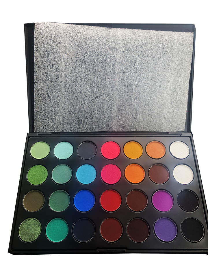 CTHULHU Water Activated Paint Palette - Belladonna's Cupboard Makeup For Crazy B!tches