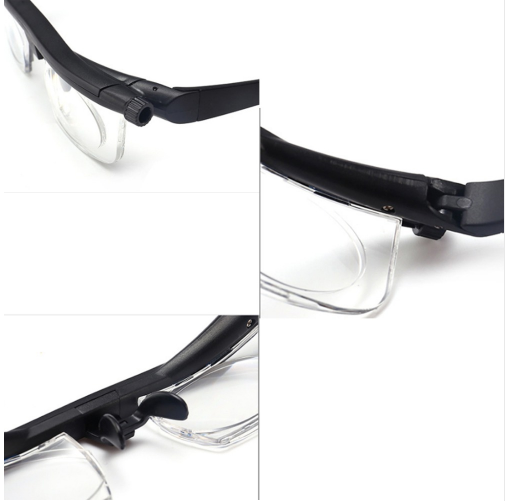 #1 Adjustable Prescription Glasses