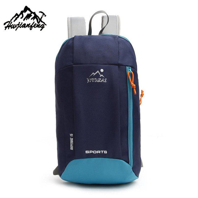 Brand Mountaineering Backpack Outdoor Hiking Shoulder Bag Camping Travel   Bags B1#W21
