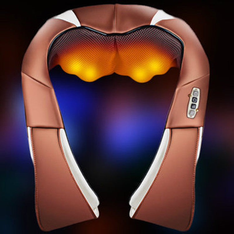 Shiatsu Infrared Heated Massager