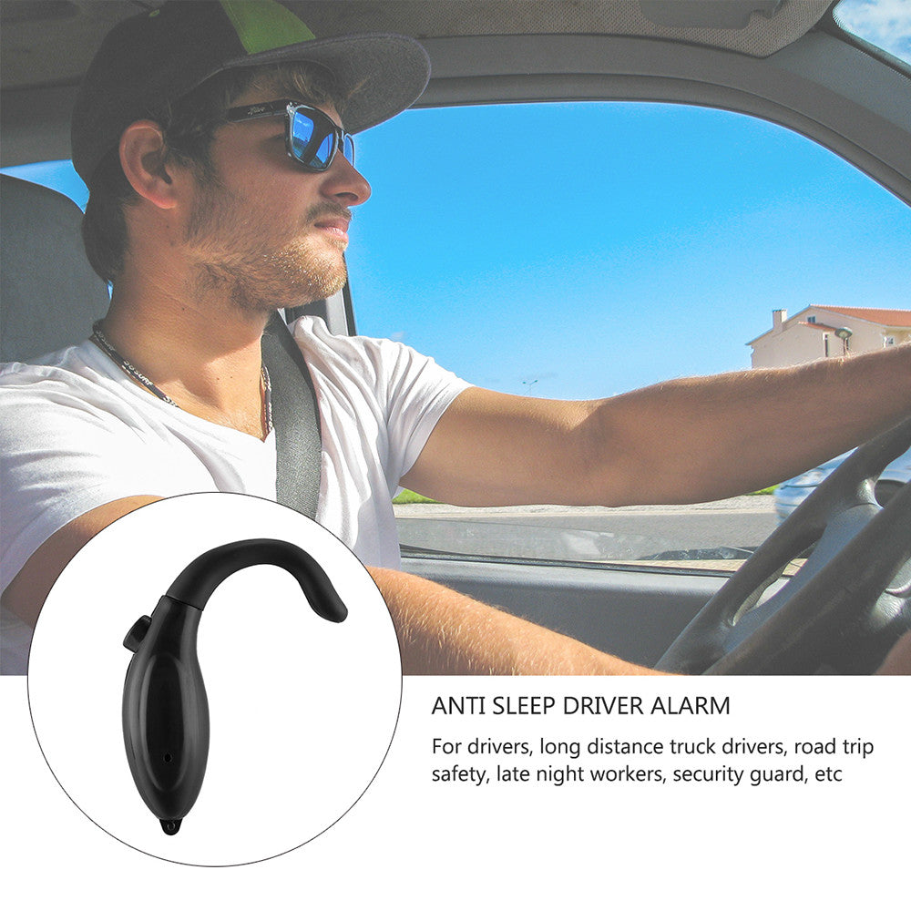 Onever Anti-Sleep Alarm Drive Alert Driver Awake Driver Alarm Cool Gadget Truck Tool Sleepy Reminder for Drivers Security Guards