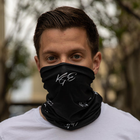 KGE Signature, Neck Gaiter (Face Mask)