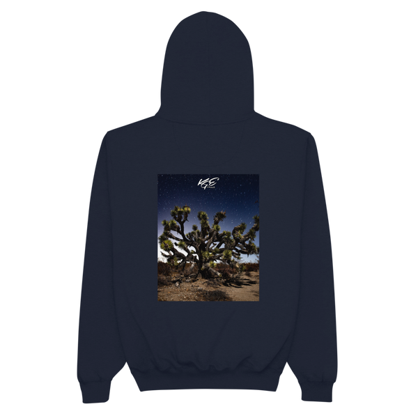 (New) Champion KGE Photography Joshua Tree Night Hoodie