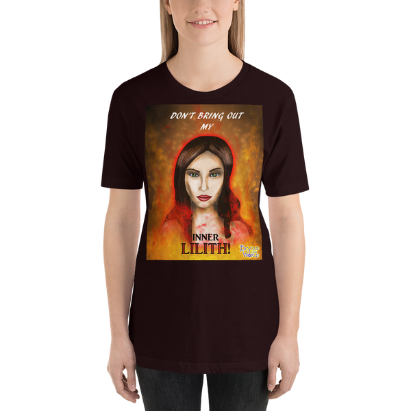 BEYOND OUR WORLD - INNER LILITH - TEE