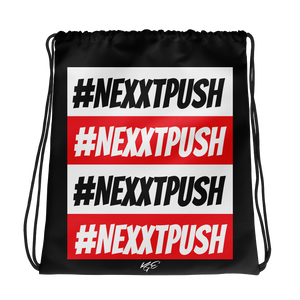#Nexxtpush Drawstring bag