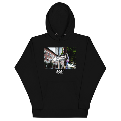 KGE Photography - Oneway - Premium Unisex Hoodie