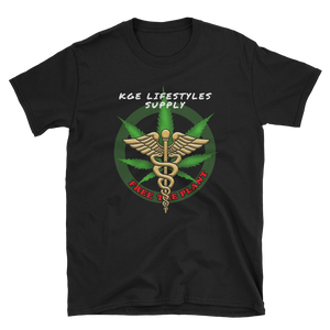 (Last Call) FREE THE PLANT MEDICAL T-SHIRT
