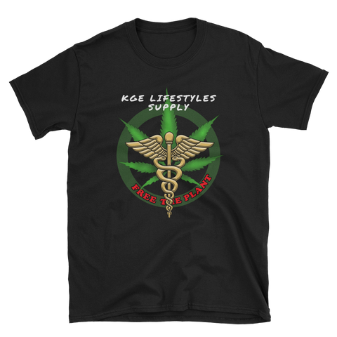 FREE THE PLANT MEDICAL T-SHIRT