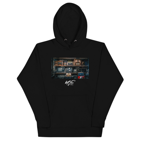 KGE Photography The Forgotten, Premium Unisex hoodie