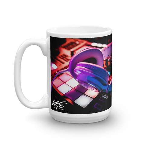 KGE Photography Music Mug