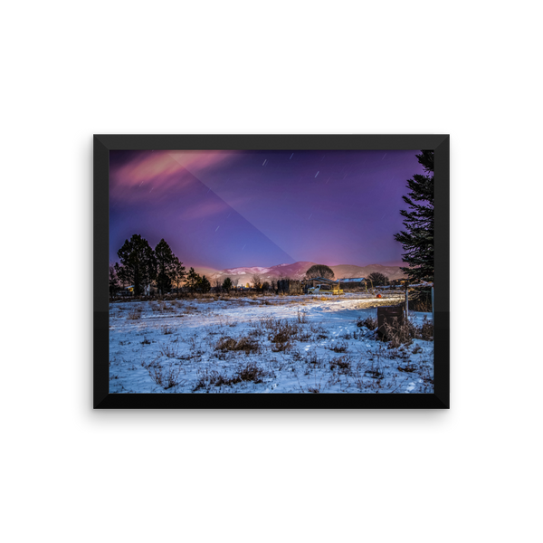 New Mexico Magical Night (Framed)