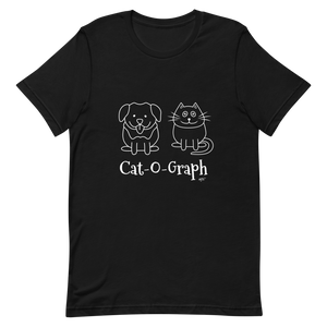 "BELLA + CANVAS - CAT-O-GRAPH - ""Friends"" TEE"