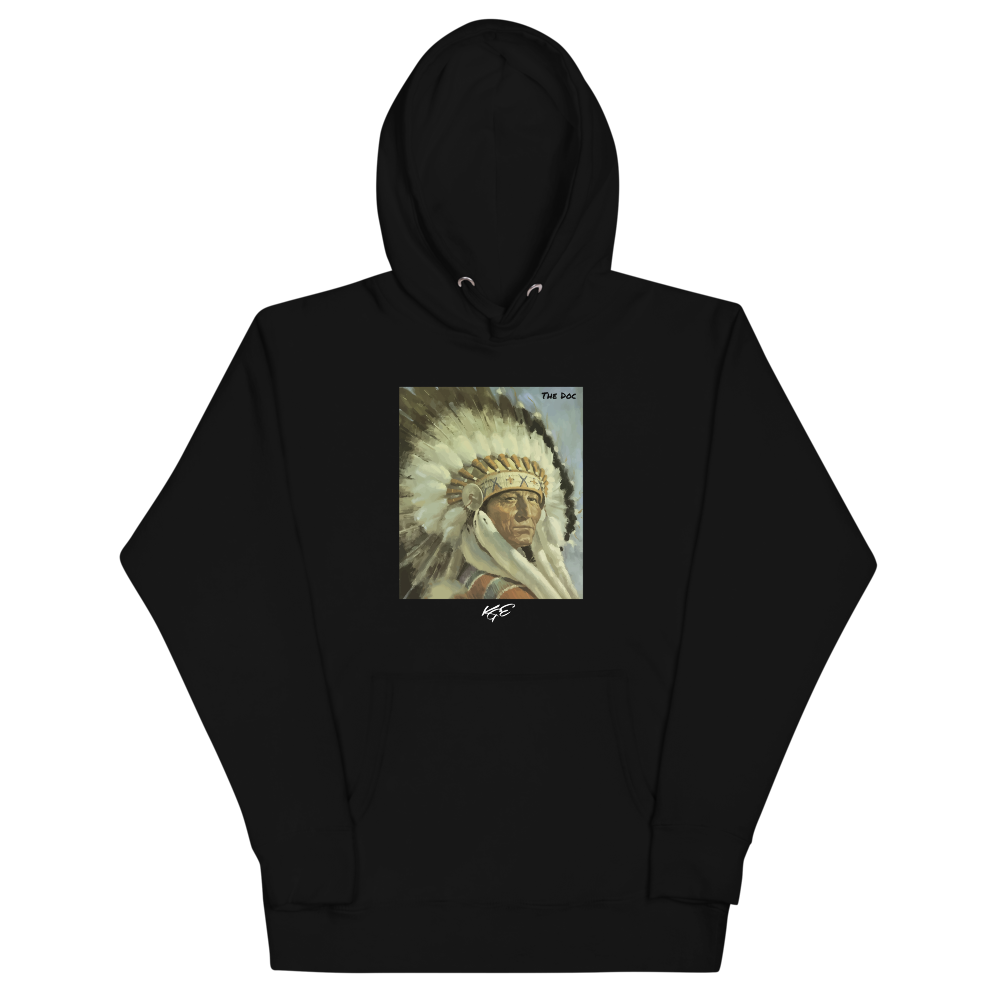 "Chief Premium Unisex Hoodie by ""The Doc"""
