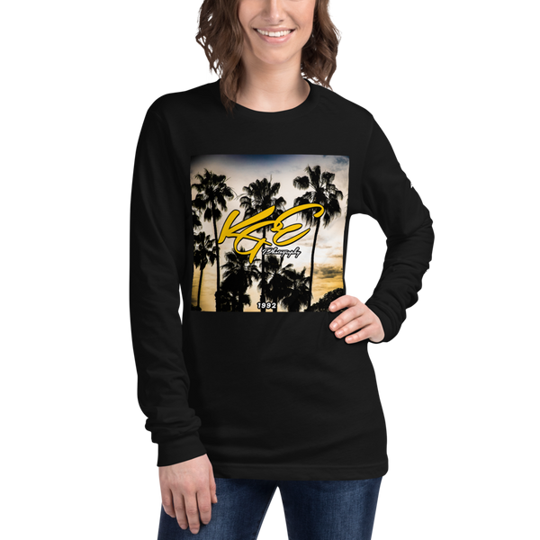 BELLA + CANVAS - KGE PHOTOGRAPHY TWILIGHT LONG SLEEVE TEE