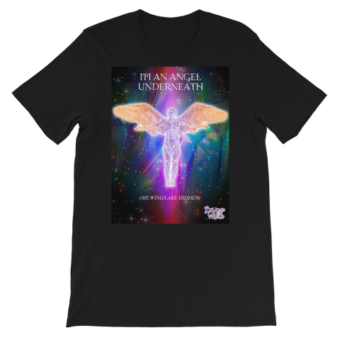 BEYOND OUR WORLD - ANGEL UNDERNEATH - TEE