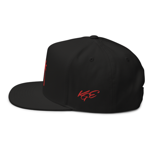 (new) Red Palm Tree Snapback