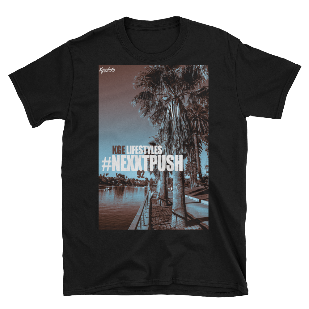 Retiring Soon! #NEXXTPUSH Echo Park Tee