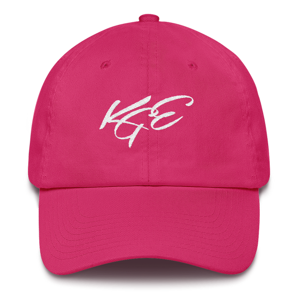 KGE Signature Bayside Dad Hat (Made in the USA)