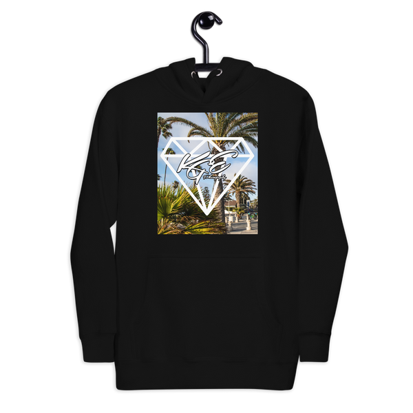KGE Photography DIAMOND Premium Unisex Hoodie