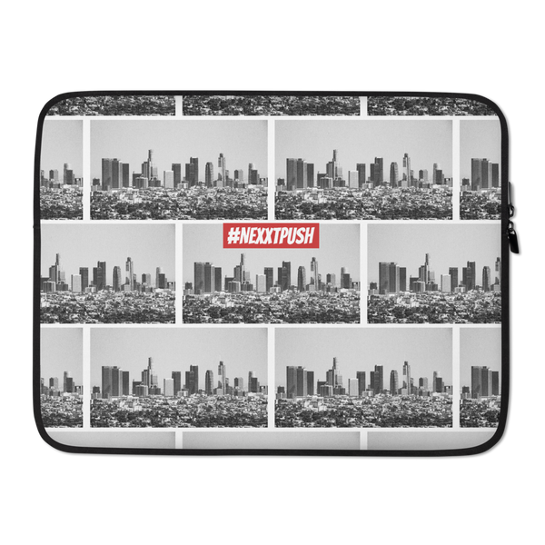 #NEXTPUSH LA Laptop Sleeve - Sizes 13 in - 15 in