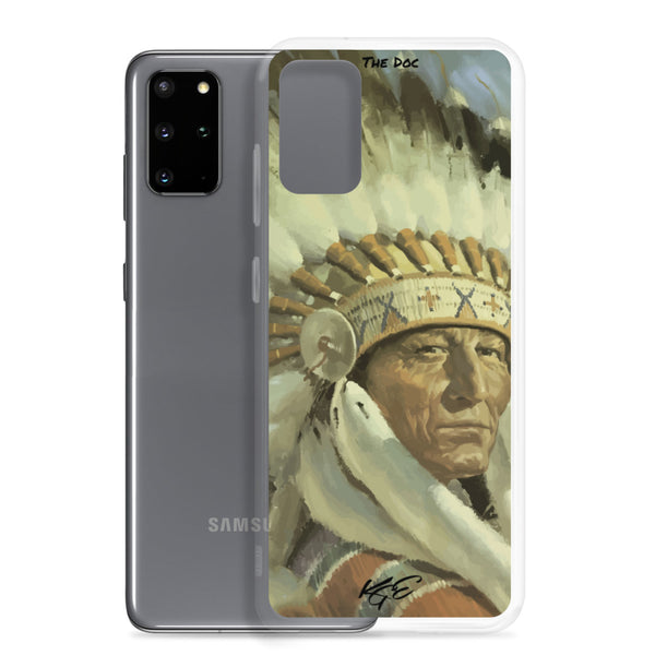 "(new) Chief Samsung Case by ""The Doc"""