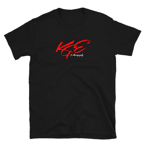 (new) KGE Photography Logo Unisex Original Tee