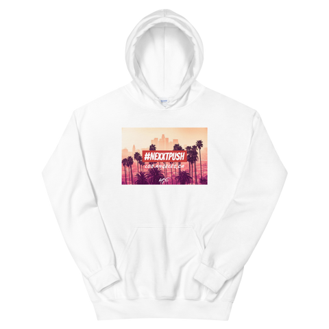(New) #NEXXTPUSH City of Gold  Original Hoodie