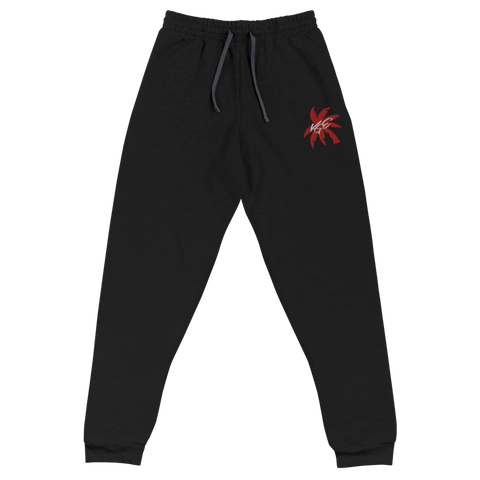 Red Palm Tree KGE Signature Joggers