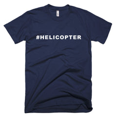 Helicopter Shirt Blue