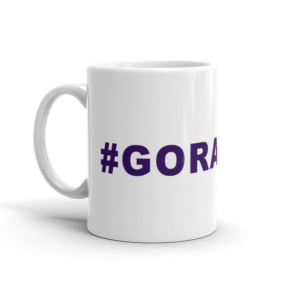 Go Ravens Football Hashtag Coffee Mug