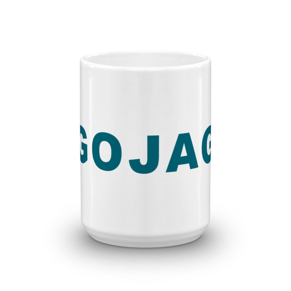 Go Jags Football Hashtag Coffee Mug