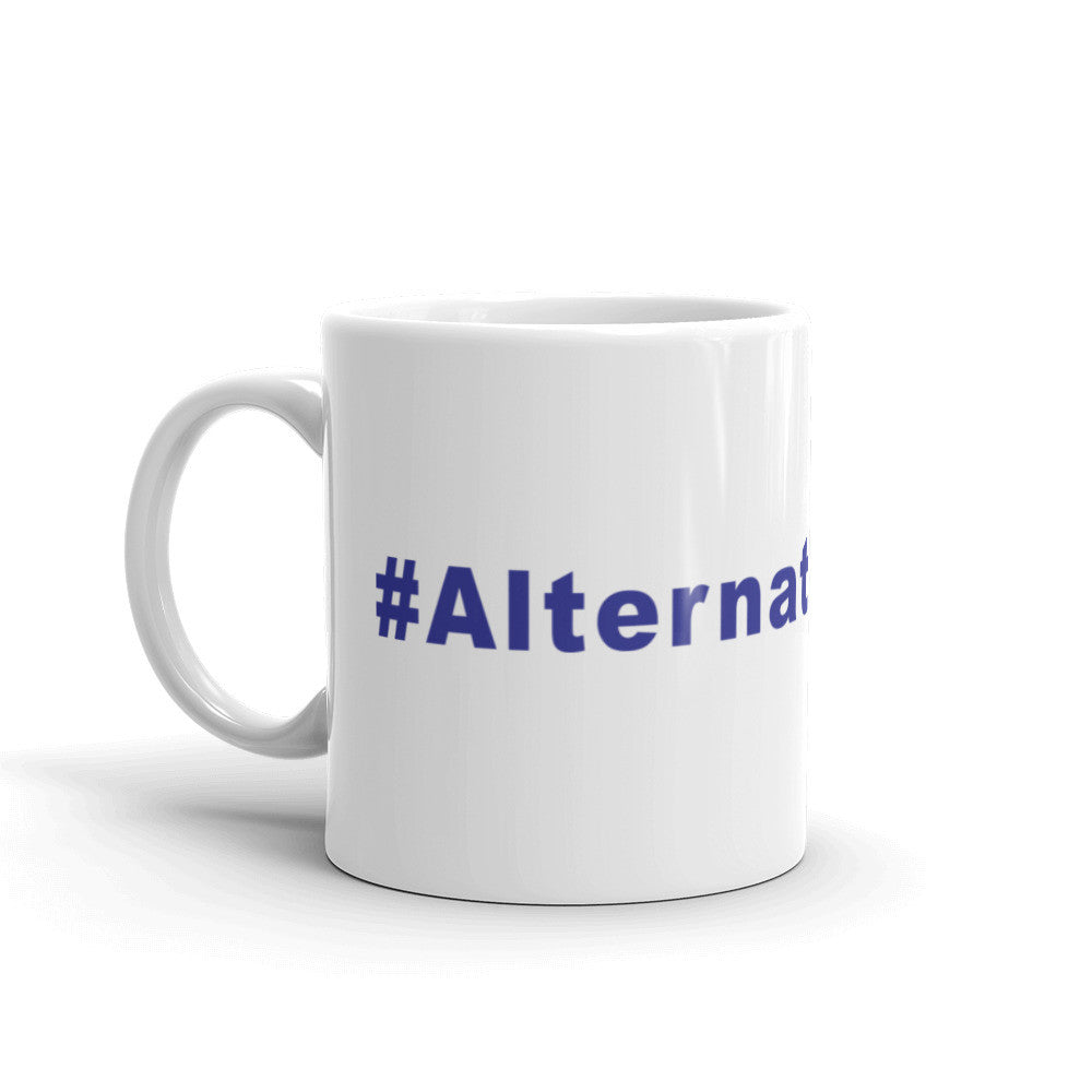Alternative Facts Hashtag Coffee Mug