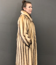 Load image into Gallery viewer, Vintage Russian Fitch Coat
