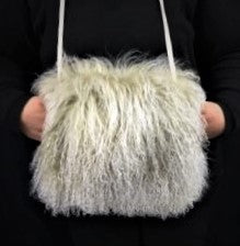 Mongolian Lamb Muff/Purse